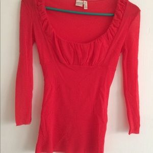 Sweet Pea by Stacy Frati long sleeve top.